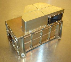 The integrated PRIMA PFM instrument.
