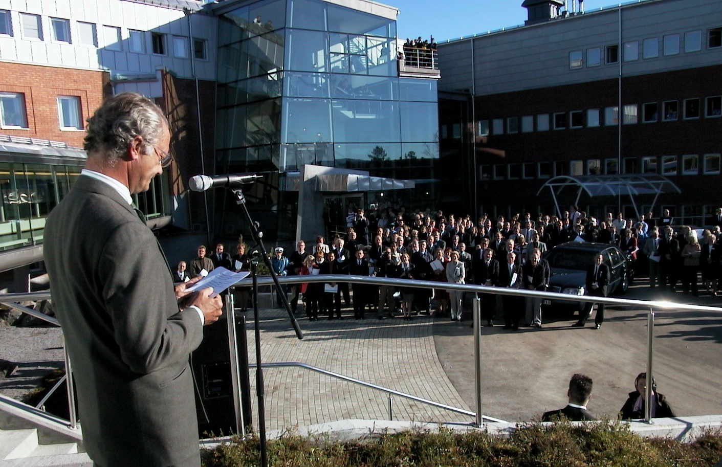 King Carl XVI Gustaf of Sweden. Photo: Torbjörn Lövgren, IRF