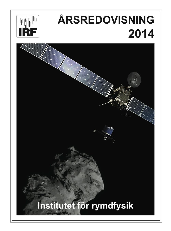 Annual report cover 2013