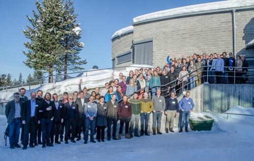 SRS 2018 group photo (Photo: Rick McGregor, IRF)