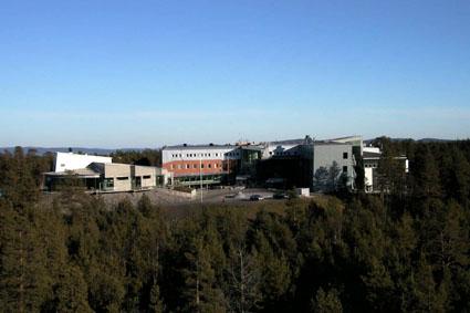 Kiruna Space Campus