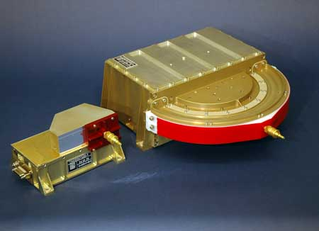 The SARA instrument (photo: IRF)