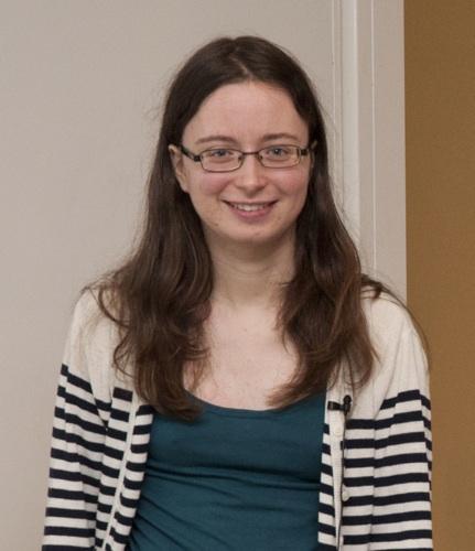 Catherine Dieval (foto: Rick McGregor, IRF)