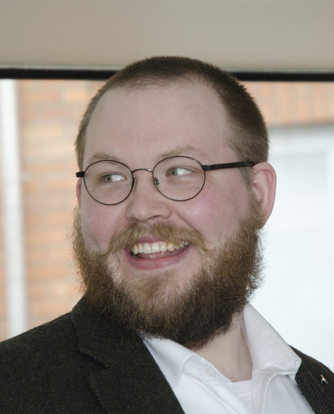 Jesper Lindkvist (Foto: IRF)